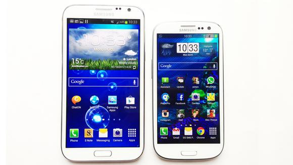 Samsung Galaxy Note 2 hands on 7-580-75