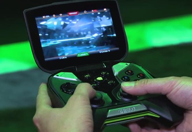 Nvidia SHIELD a Parrot AR.Drone 2.0 – ideální pro špehování [video]