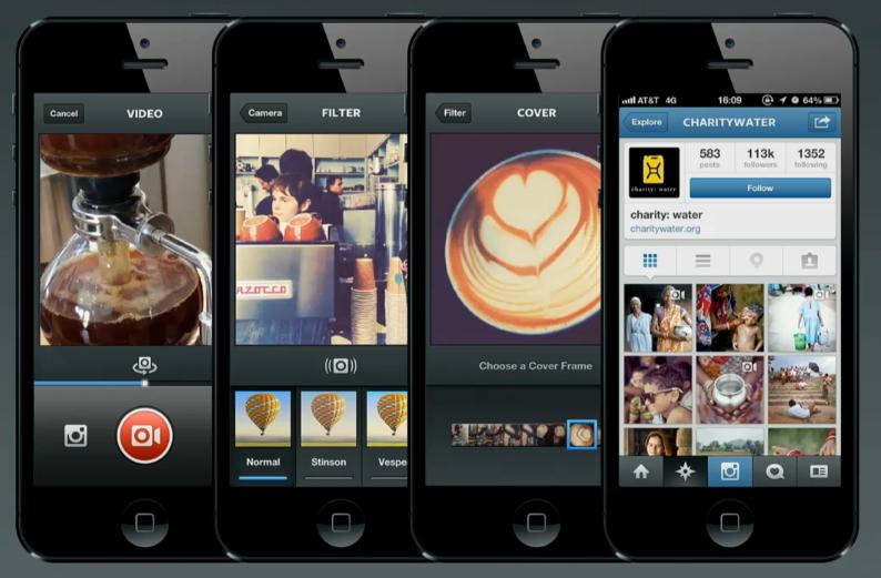 Facebook a Instagram – nová video služba oficiálně oznámena