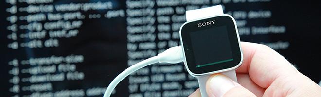 Sony SmartWatch otevřeny alternativnímu systému