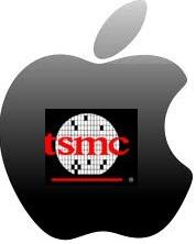 TSMC Apple Logo