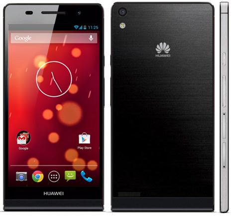 Možná se chystá Huawei Ascend P6 Google Edition