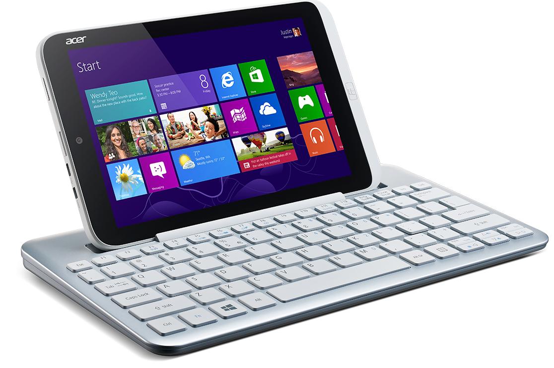Acer Iconia W3 – první 8palcový tablet s Windows 8