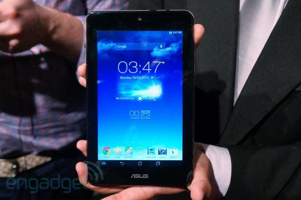 Tablet MeMo Pad HD 7 od Asusu překvapil nízkou cenou