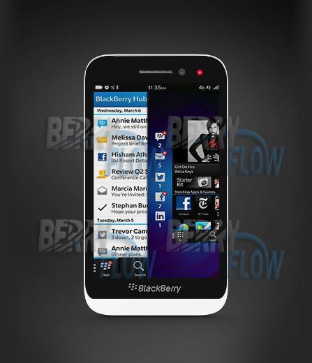 BlackBerry chystá modely Z5 a A10