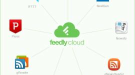 Feedly se osamostatnilo a získává podporu u aplikací