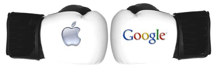 Google předstihl Apple – má vyšší hodnotu