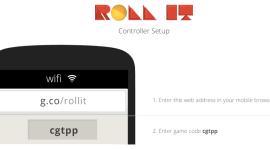 Roll it! – další Chrome Experiment