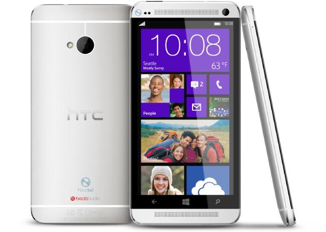 Varianta HTC One s Windows Phone 8?