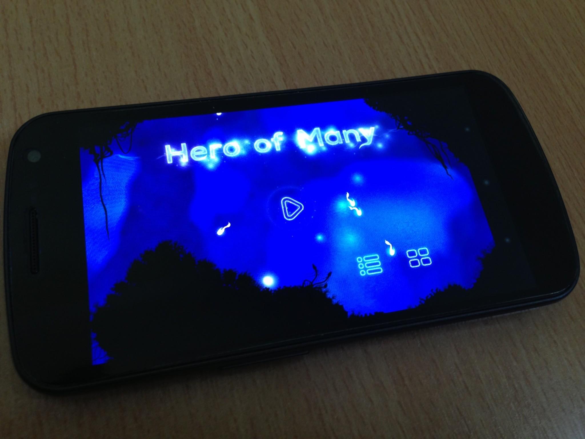 Nová česká adventura Hero of Many dnes vychází pro Android a iOS s 50% slevou