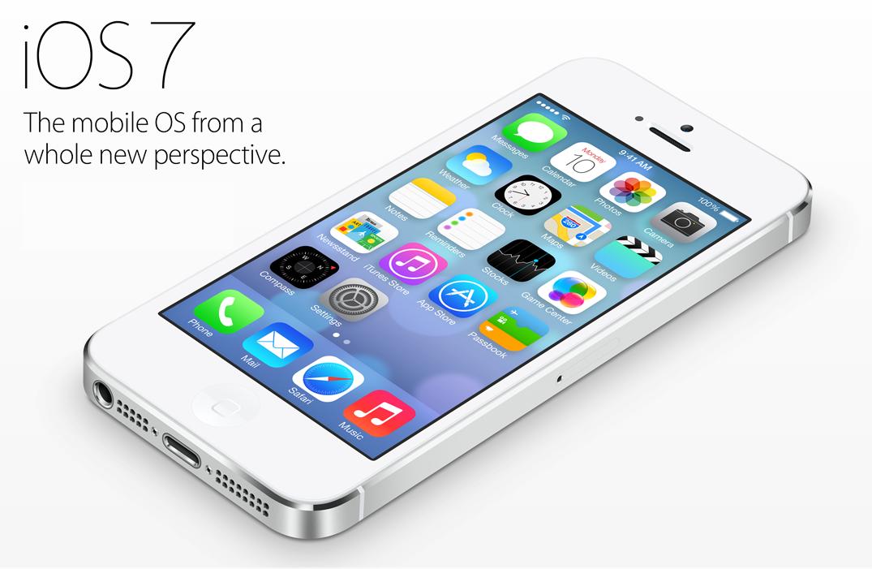 Apple představil iOS 7!