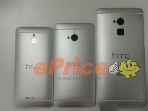 HTC (T6) One Max na fotografii odhaluje čtečku otisku prstů? [aktualizováno]