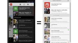 Google Plus získává další aktualizaci
