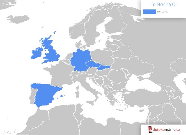 o2 european map coverage