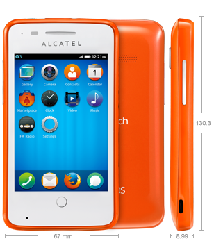 Alcatel One Touch Fire přijde v létě