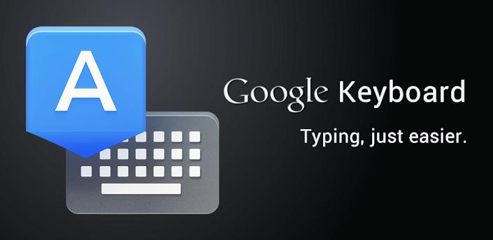 Klávesnice Google z Nexus zařízení je dostupná v obchodě Play [Aktualizováno]