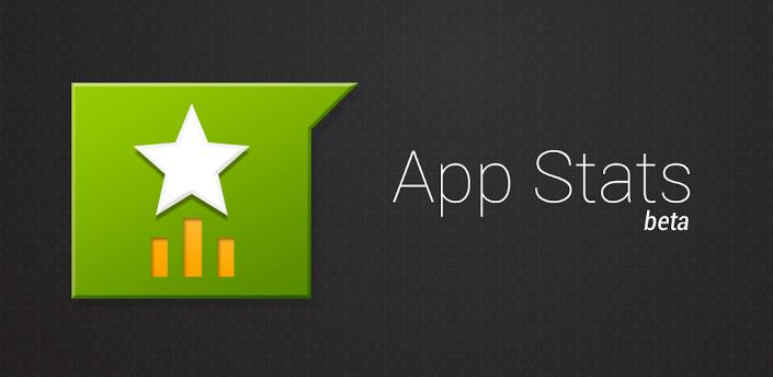 App Stats – podrobné statistiky o aplikacích