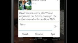 Now SMS – nový klient s moderním designem pro Android [aktualizováno]