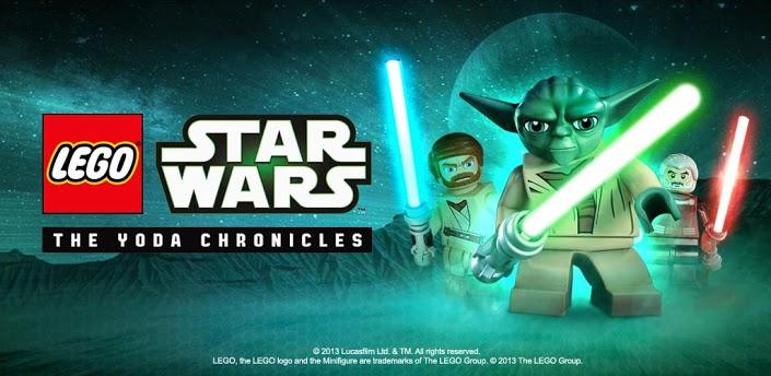 LEGO Star Wars: The Yoda Chronicles zdarma pro smartphony a tablety
