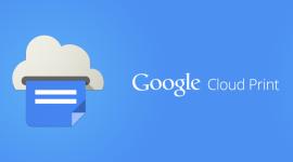 Nová aplikace Cloud Print od Googlu