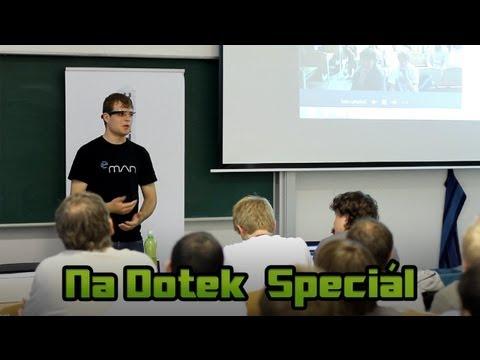 Na Dotek speciál – Glass Liberec