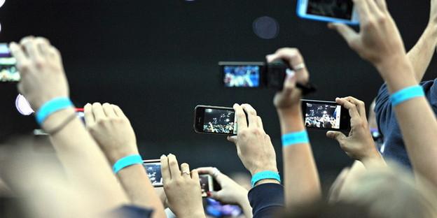 Top 5 výrobců mobilů a smartphonů za Q2 2013