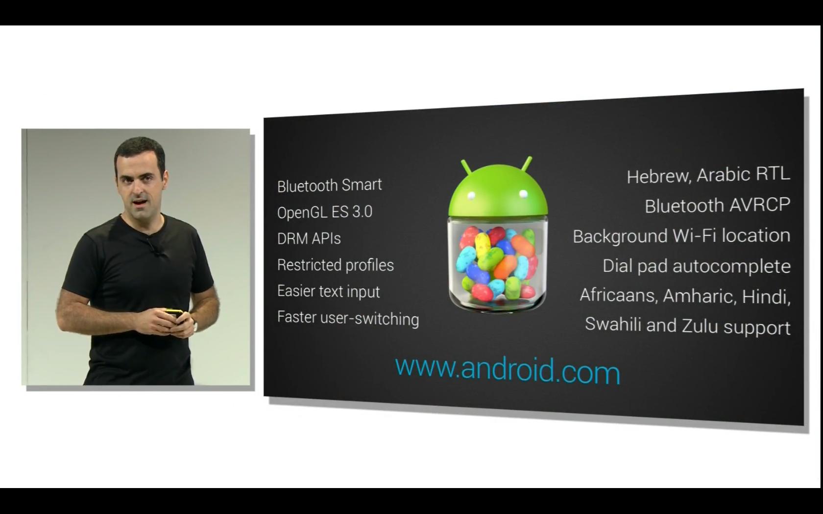 Stáhněte si Android 4.3 pro Nexus 4, Galaxy Nexus, Nexus 7 a Nexus 10