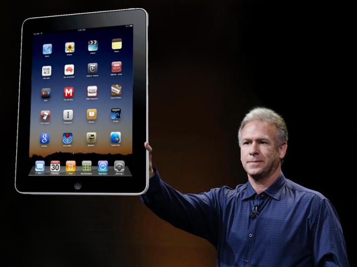 Apple testuje 5palcový iPhone nebo 13palcový iPad