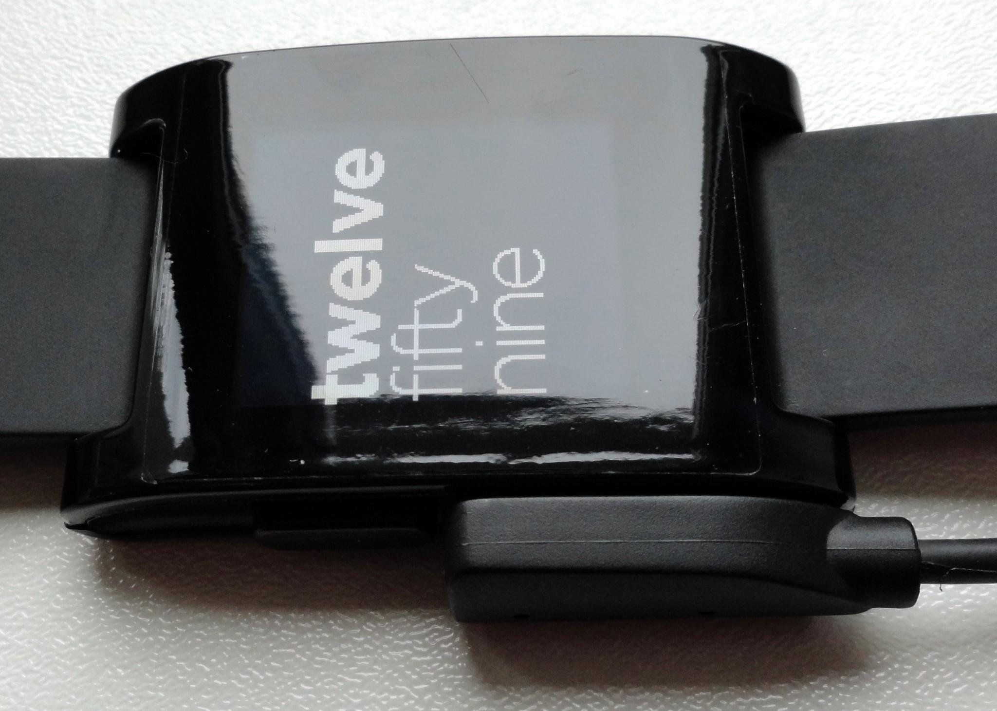 Chytré hodinky Pebble – uživatelská recenze