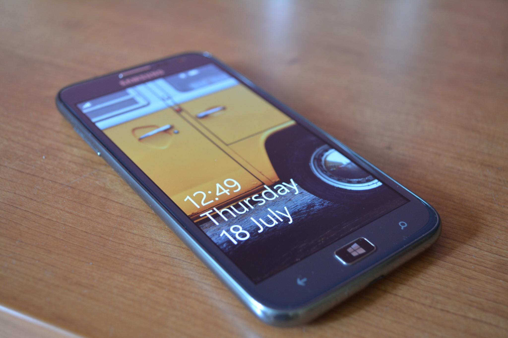 Samsung Ativ S – skoro kovový fešák [recenze]