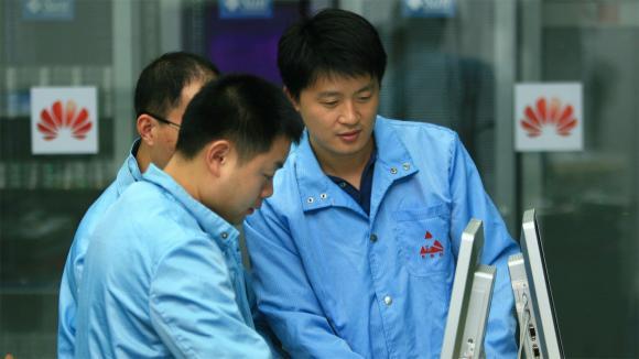 Huawei slibuje 5G síť – nástupce LTE