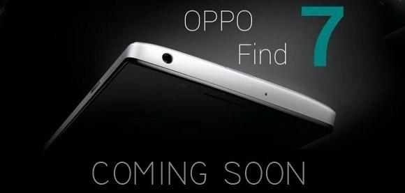 Oppo Find 7: 5 palců, Full HD a Snapdragon 800 [spekulace]