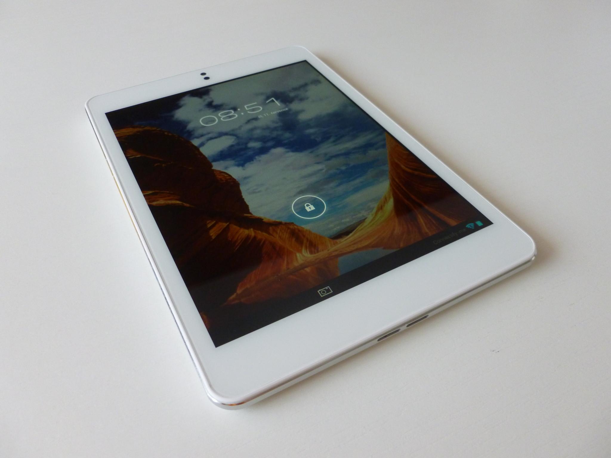 Cube U30GT Mini 2 – iPad mini z Číny [recenze]