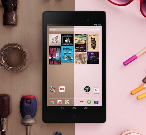 Google zřejmě vymění Asus za LG u tabletů