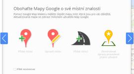 Google Map Maker i pro Česko