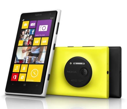 Nokia představila Lumii 1020 – 41 MPx s xenonovým bleskem [aktualizováno, video]