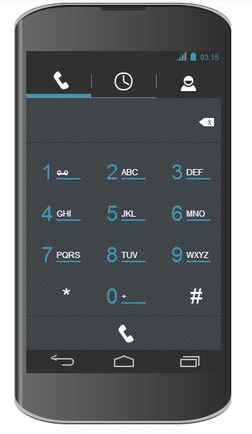 Zajímavost – render Nexusu 4 bez použití obrázků, jen HTML, CSS a JS