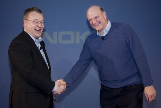 Stephen-Elop-Nokia-President-and-CEO-and-Steve-Ballmer-Microsoft-CEO-2