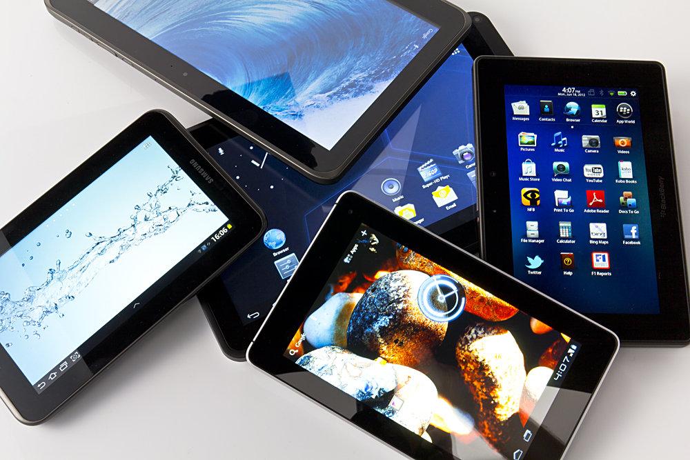 Dodávky tabletů v Q2 2013 – Android zaujímá 67 %