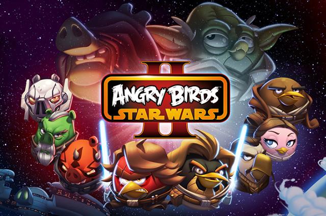 Ohlášena hra Angry Birds Star Wars 2 [video]