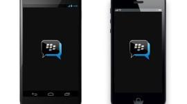 BlackBerry Messenger se blíží pro Android a iOS