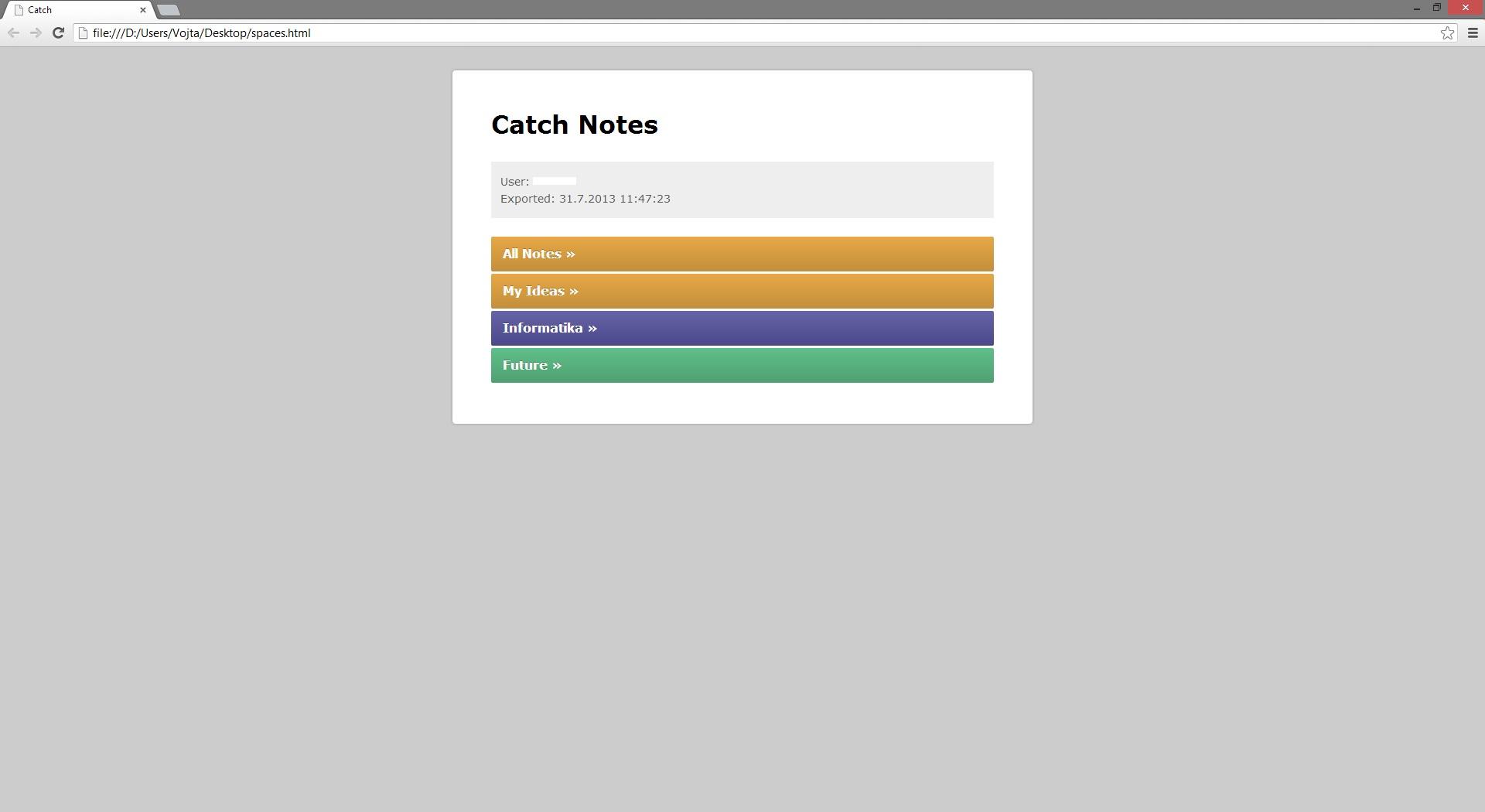 catch3