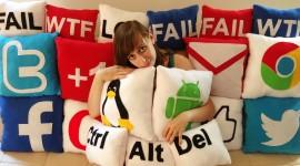 Soutěž o ručně šité polštáře pro geeky