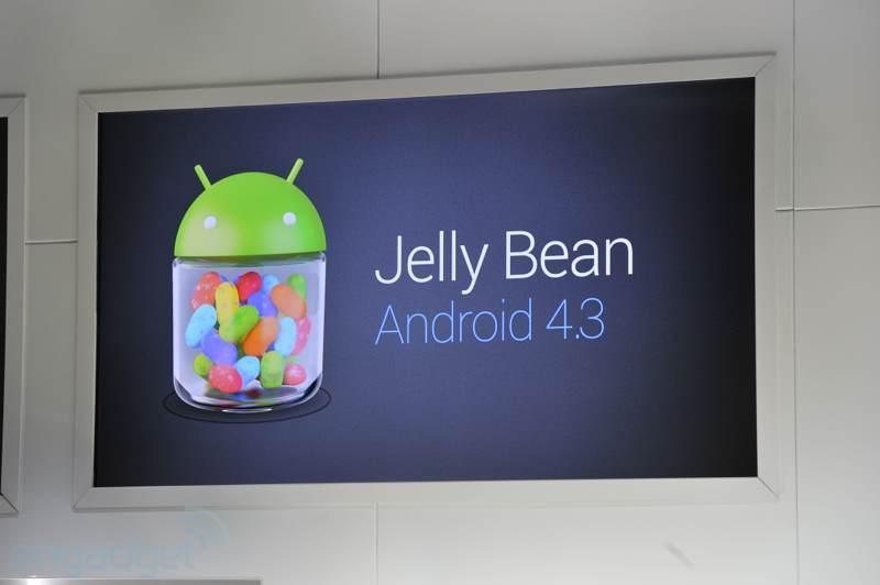 Google představil Android 4.3 a Nexus 7 II