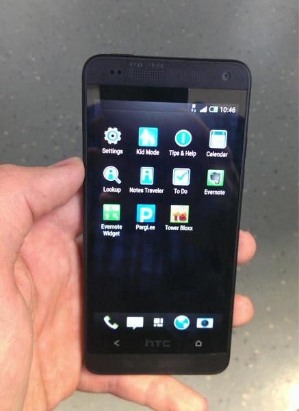HTC One Mini – představení už v pátek [aktualizováno]