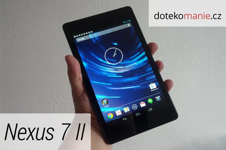 Nexus 7 (2013) v redakci – rozbalení a první pohled [video]