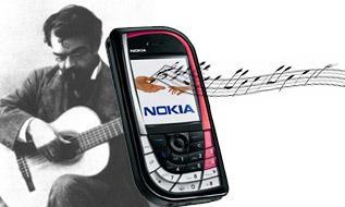 Nokia nabízí ke stažení melodie a zvuky