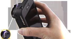 Ochranný obal pro iPhone se dá použít pro sebeobranu – 650 000 voltů
