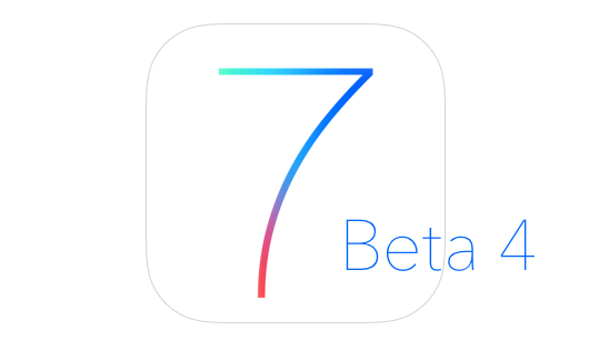 Apple vydal iOS 7 beta 4