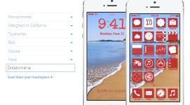 Udělejte redesign iOS7 ve svém prohlížeči